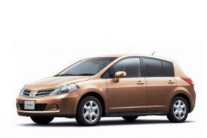 Nissan Tiida I (C11)  (2004 - 2014)