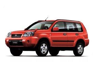 Nissan X-Trail I (T30) (2000 - 2007)