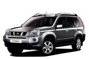 Nissan X-Trail II (T31) (2007 - 2013)