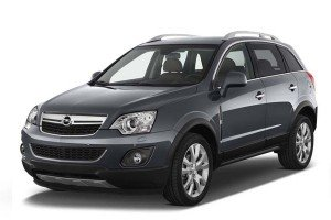 Opel Antara I (L07) (2006 - 2011)