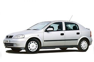Opel Astra G (T98) Седан (1998 - 2004)