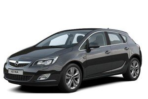 Opel Astra J (P10) Хэтчбек (2009 - 2015)
