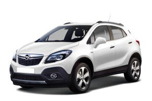 Opel Mokka I (J13) (2012 - …) 3D