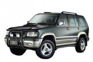 Opel Monterey (1992-1999)