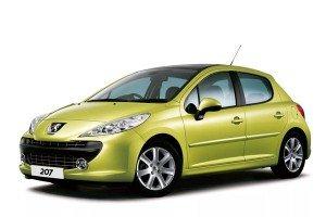 Peugeot 207 (2006 - 2009)