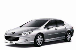Peugeot 407 (2004 - 2010)