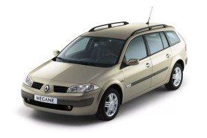 Renault Megan II (2002 - 2009) Универсал