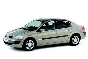 Renault Megan II (2002 - 2009) Хэтчбек