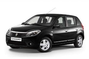 Renault Sandero I (2009 - 2013)