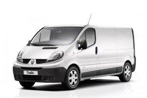Renault Trafic II (x83) (2001 - 2014) первый ряд