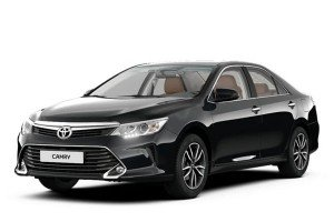 Toyota Camry XV55 VII (2014 - 2018)