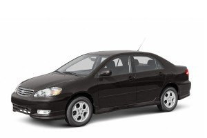 Corolla IX (E120, E130) (2000 - 2007)