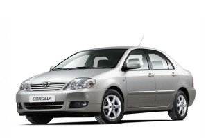 Toyota Corolla IX (E121) (2000 - 2007)