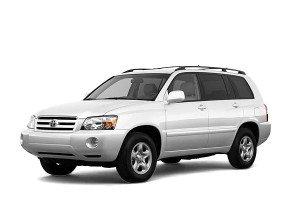 Toyota Highlander II (XU40) (2007 - 2013)