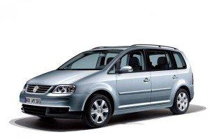 Volkswagen Touran I (2006 - 2014) Рестайлинг