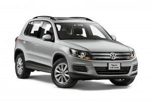 Volkswagen Tiguan I (2007 - 2016)